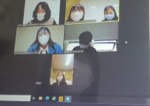 1차 실무자 회의 사진